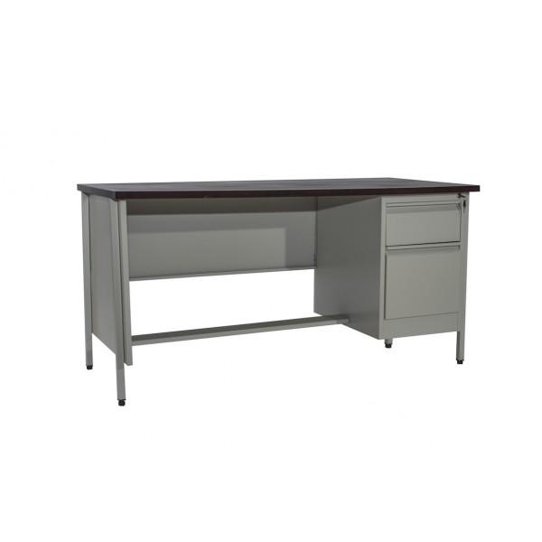 Escritorio metal 150x70x75cm escritorio escritorio metalico escritorio escolar escritorio - Escritorio metalico ...