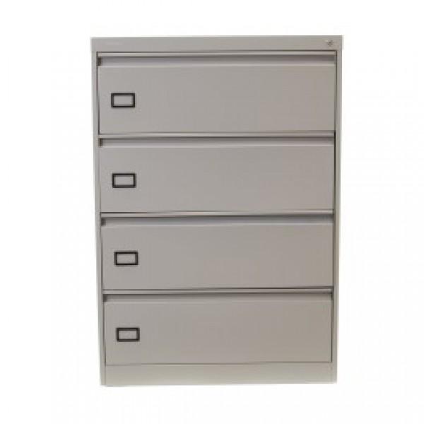 Archivero horizontal 4 gavetas archivero archiveros for Archiveros para oficina