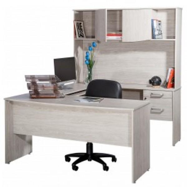Conjunto napoli escritorio moderno escritorio for Conjunto muebles oficina