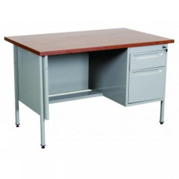 Escritorio un pedestal 150x75x75cm escritorio moderno - Mueble escritorio moderno ...