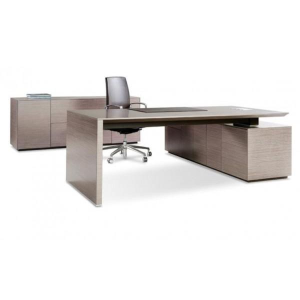 Escritorio boss 101 escritorio moderno escritorio for Muebles oficina minimalista