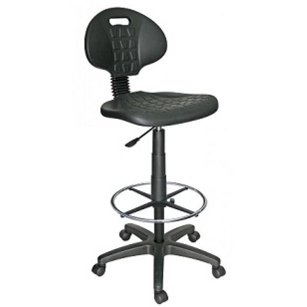 Silla tulip bc silla operativa silla secretarial silla for Sillas para trabajo
