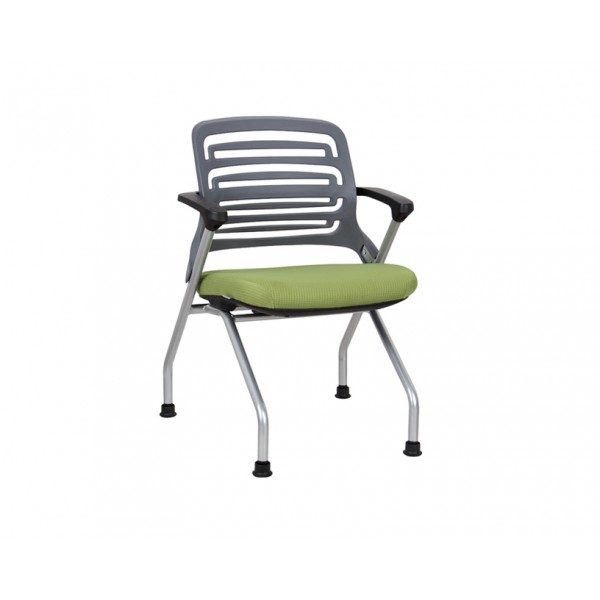 Silla ika verde silla para capacitacion silla moderna for Silla universidad