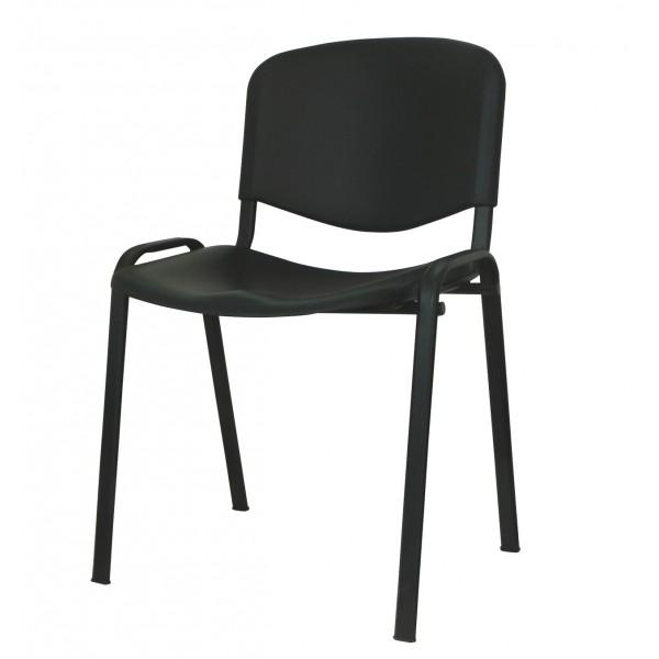 Silla espera o visita nova silla sillas sillon operativo for Sillas para visitas