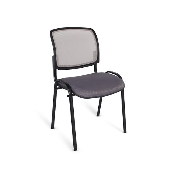 Silla de visita mesh silla de visita silla oficina for Sillas de visita para oficina